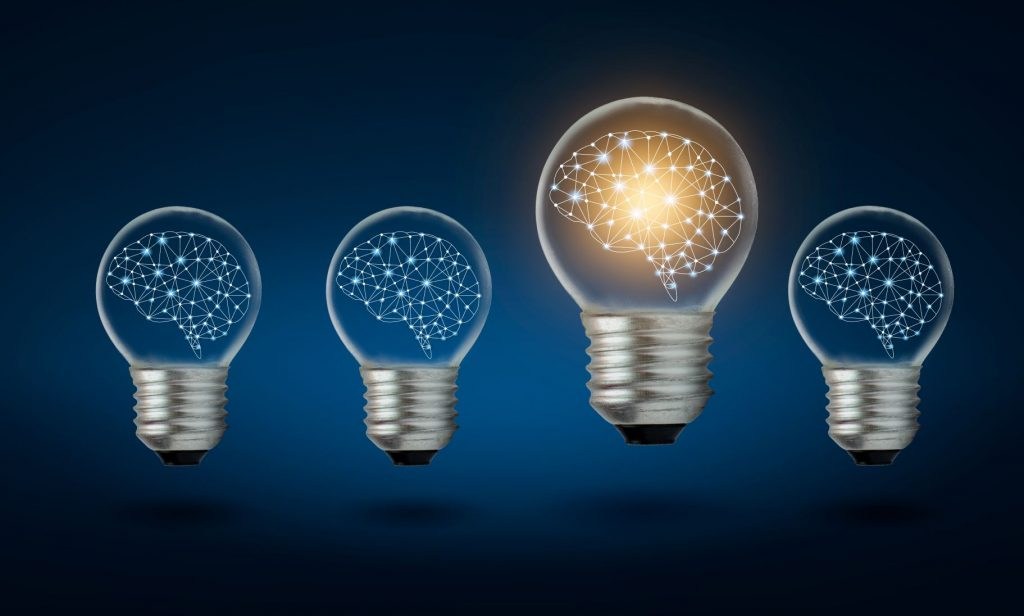 Light bulbs with and ideas