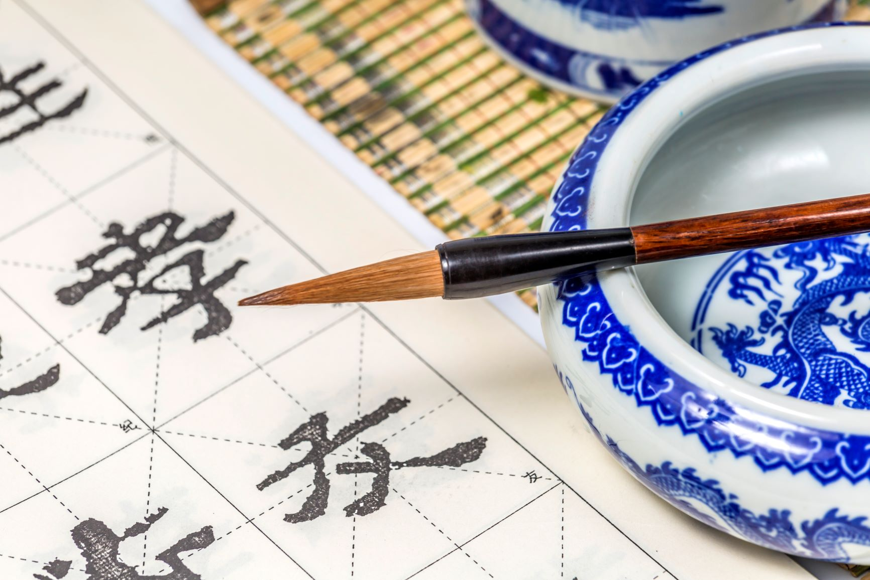 ¿Qué es la escritura japonesa?