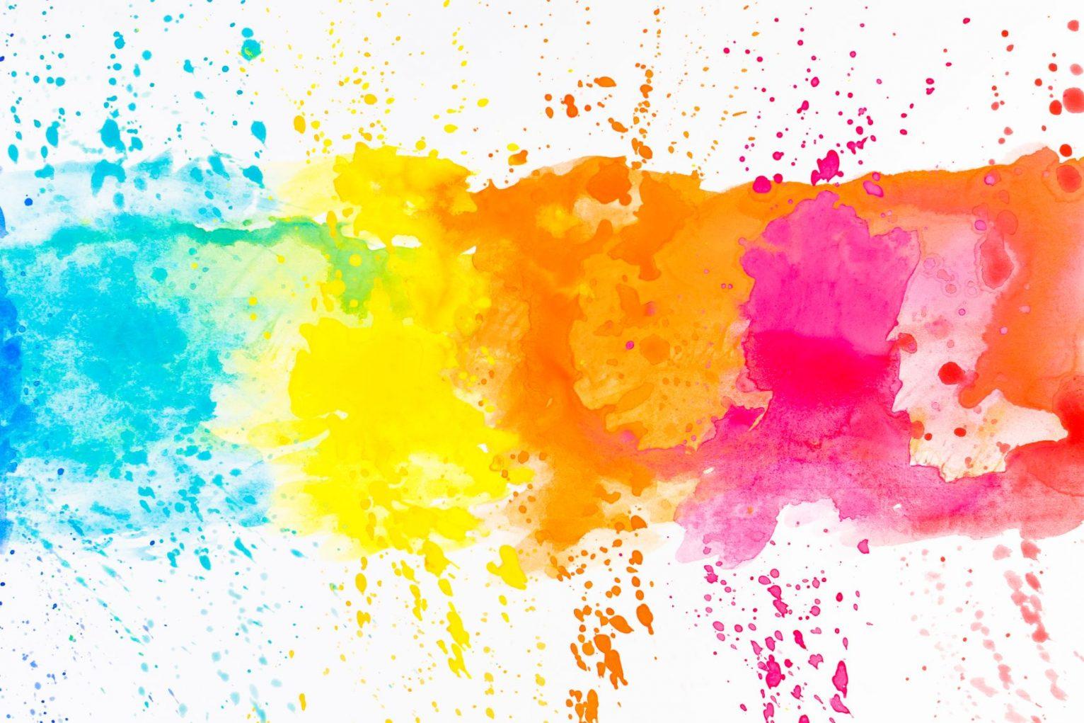Los colores en chino mandarín