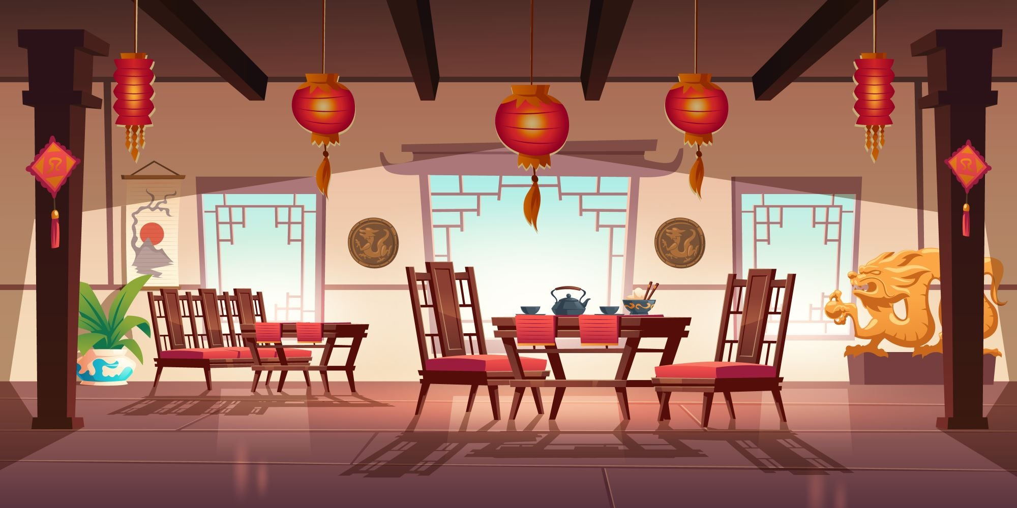 ¿Cómo pedir comida en un restaurante chino?