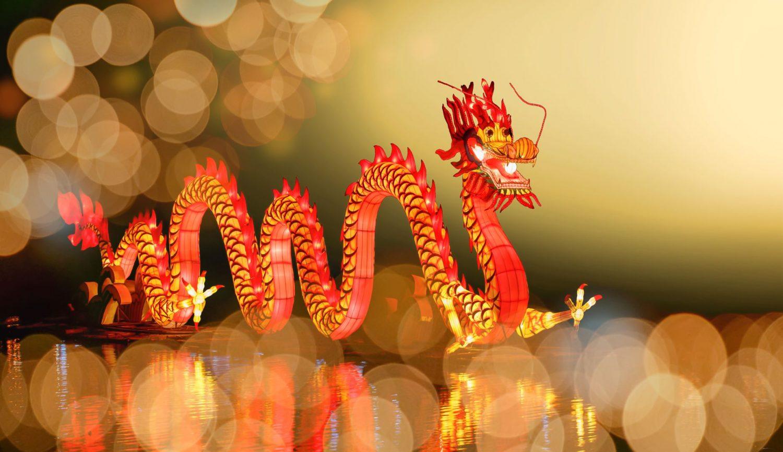 ¿Qué es el dragón chino?