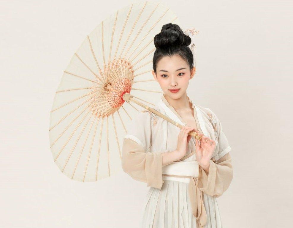 Movimiento Hanfu-Vestido